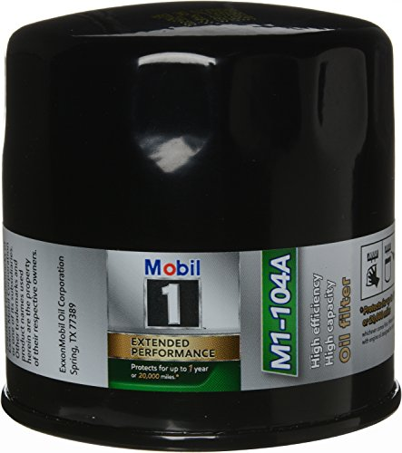 Mobil 1 M1-104A Extended Performance Oil Filter, 1 Pack