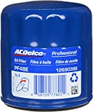 ACDelco GM Original Equipment PF48E Engine Oil Filter