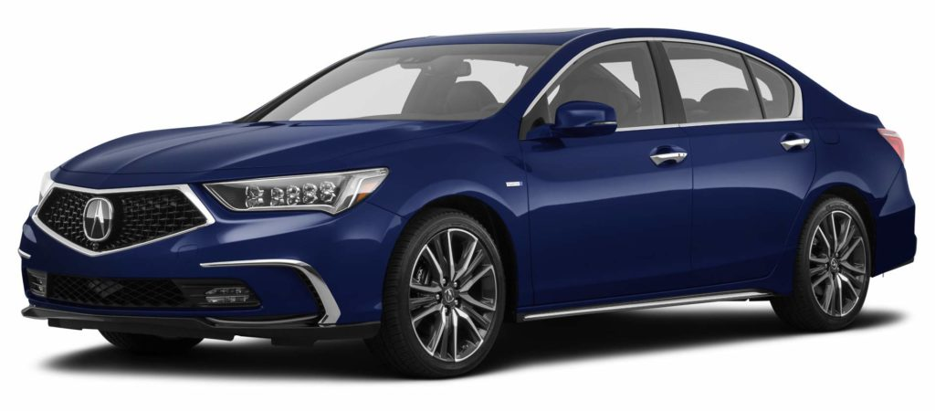 acura rlx oil capacity