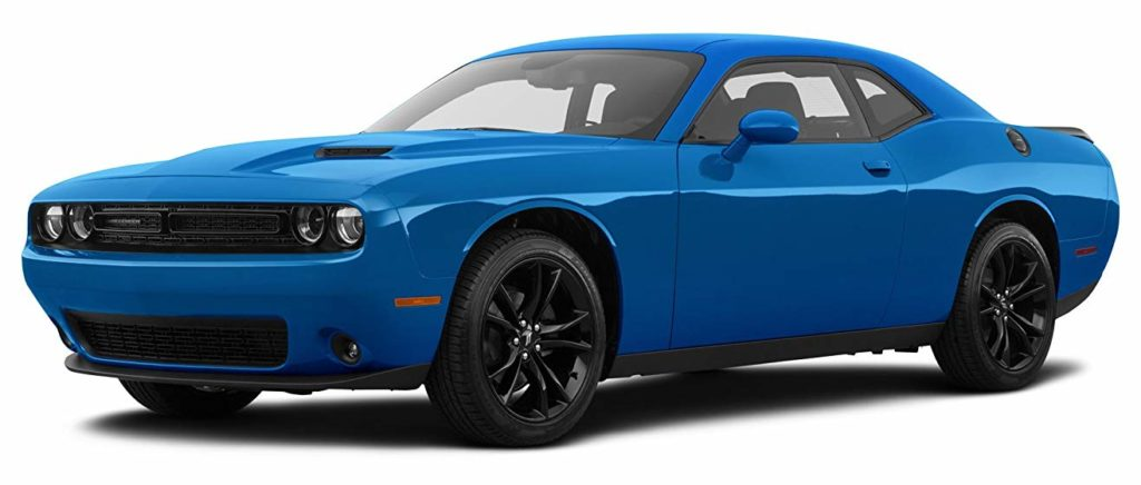 dodge challenger oil capacity