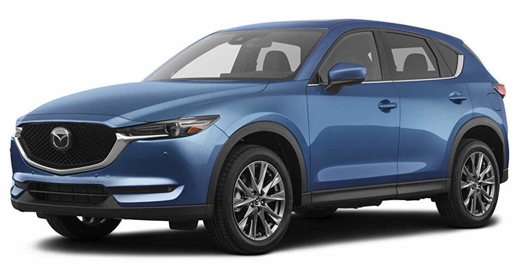 mazda cx-5 oil capacity