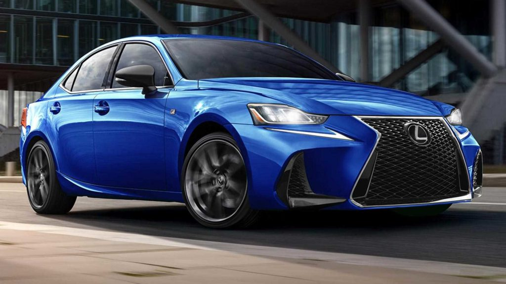 lexus is oil capacity and oil filter